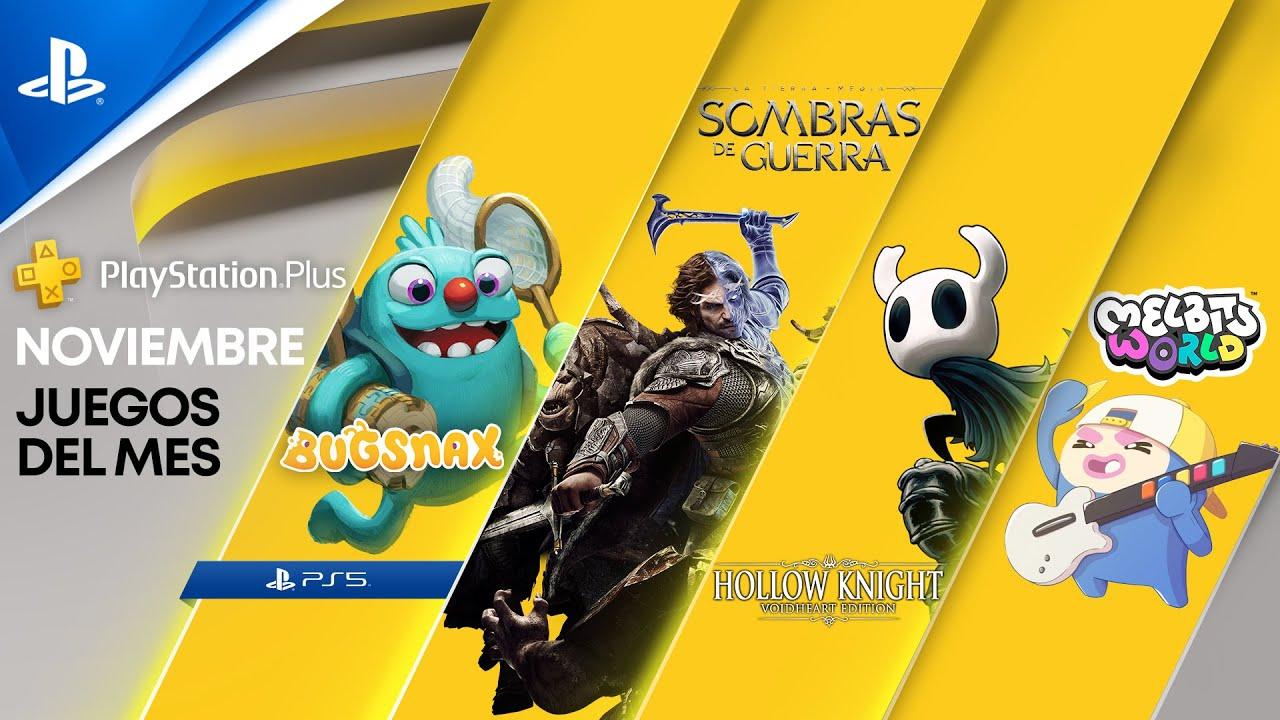 Revelados Los Detalles De Playstation Plus Collection Y Tus Juegos De Noviembre De Playstation Plus Playstation Blog En Español