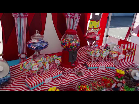 The Best Carnival Birthday Party!  - My Little Carnival San Diego - Los angeles