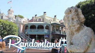 5 Weird things in New Orleans Square at Disneyland - Randomland