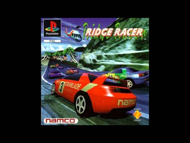 【Ridge Racer】 - FULL Soundtrack 【1993】