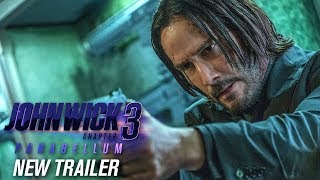 John Wick: Chapter 3 - Parabellum (2019) | Official Trailer | Experience it in IMAX® Theatres