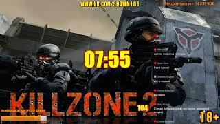 [18+] Шон играет в Killzone 2 (PS3, 2009)
