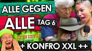 Dschungelcamp 2019 - Tag 6: XXL-Streit! Alle gegen alle! Gisele nervt Yotta
