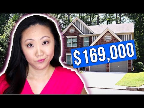 Buying a $169,000 House ATL 🏠 Pros + Cons of New Construction Homes | JEN TALKS FOREVER