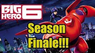 Sneak Peek: Big Hero 6 Staffel Finale von der Comic-Con 2018! Cartoon-Serie Letzte Episode Gezeigt
