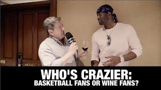 Dwyane Wade Thinks Wine Fans are Crazy | Bottle Service