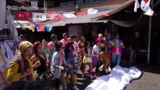 GRABANDO YOUTUBE REWIND 2016 |LOS POLINESIOS VLOGS