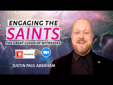 *NEW YouTube vid - Engaging the Saints | Live Zoom