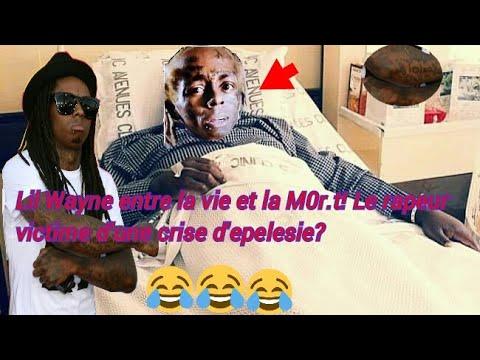 Download Urgence : Lil Wayne entre la vie et la M0r.t! Le rapeur victime d'une grande crise d'epelesie?
