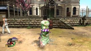 Way of the Samurai 4 Review  (PC/Steam)