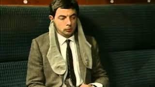 Mr. Bean & Hand Kissing