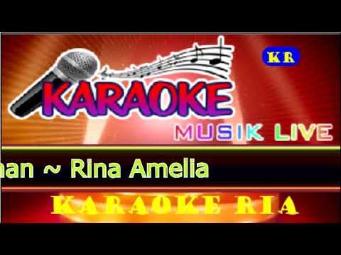 Lagu Paling Asik Pemuda Idaman ~ Rina Amelia (Karaoke)