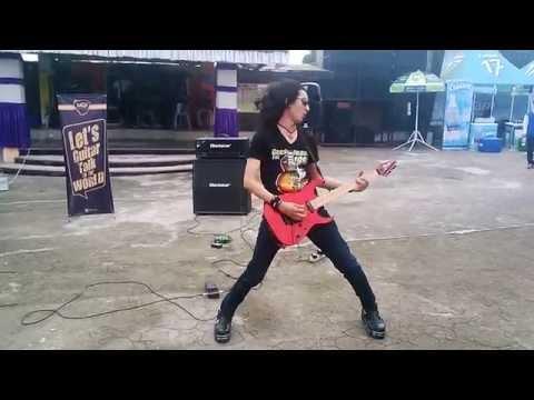 """Iwong """"Summer Song"""" - Joe Satriani (cover)"""