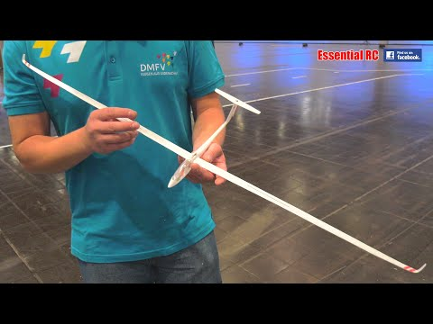 WORLD'S SMALLEST radio controlled GLIDER !!! by Daniel Hör (Picasso of Depron) from YouTube · Duration:  6 minutes 16 seconds