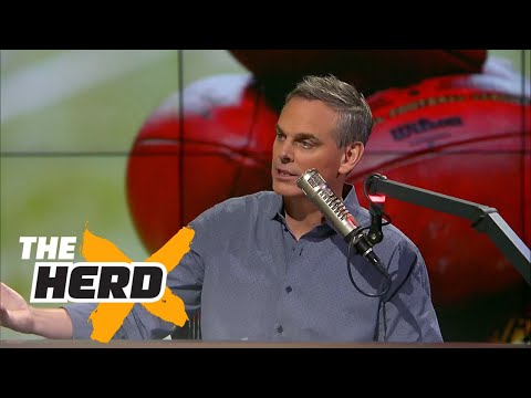 Colin explains what causes the most distraction and division on football teams - 'The Herd'