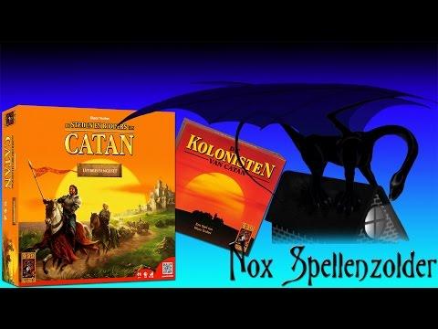 De Vorsten van Catan Donkere Tijden Trailer - 999 Games from YouTube · Duration:  59 seconds