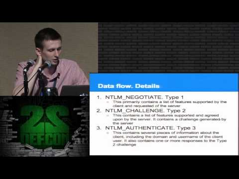 DEF CON 22 - Anton Sapozhnikov - Acquire current user hashes without admin privileges
