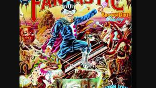 Elton John - Lucy In The Sky With Diamonds (Captain Fantastic And The Brown Dirt Cowboy 11/13)