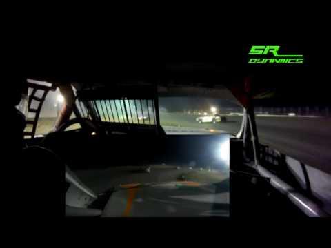 7 15 IMCA Stock Car Main Event   I 76 Speedway in car camera Josh Schweitzer