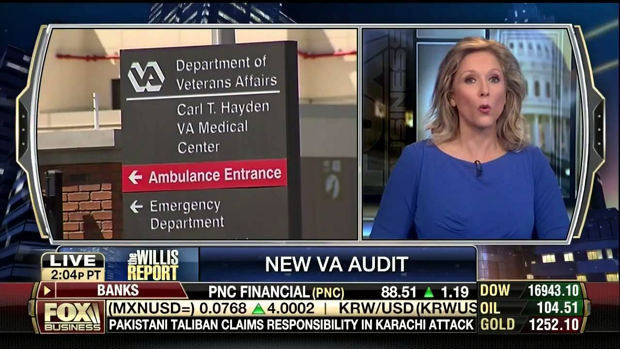 Willis Report | Should aspects of VA Health Care be ...