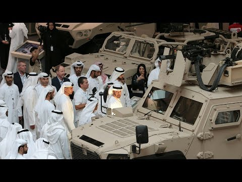 Shadow Of Yemen Conflict Hangs Over UAE Arms Fair