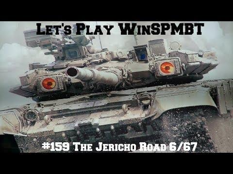 WinSPMBT: (Scenario 159) The Jericho Road 6/67