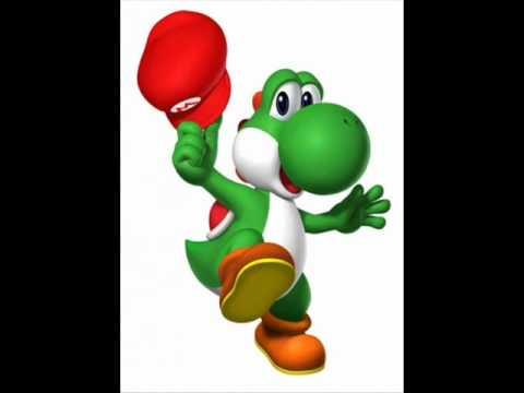 Super Mario World Theme Song- Yoshi's Theme(Remix)