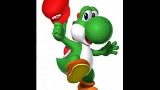 Super Mario World Theme Song- Yoshi