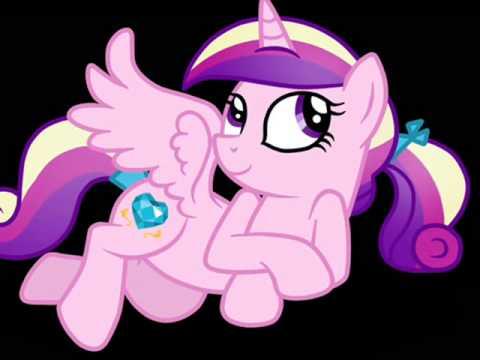 Princess Cadence and Shining Armor LOVE STORY