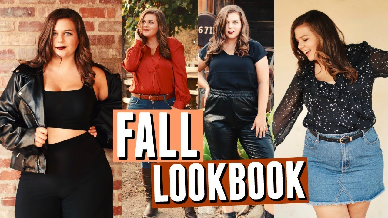 Fall Lookbook 2018! Day to Night Fall Outfits w/ Nasty Gal! 1