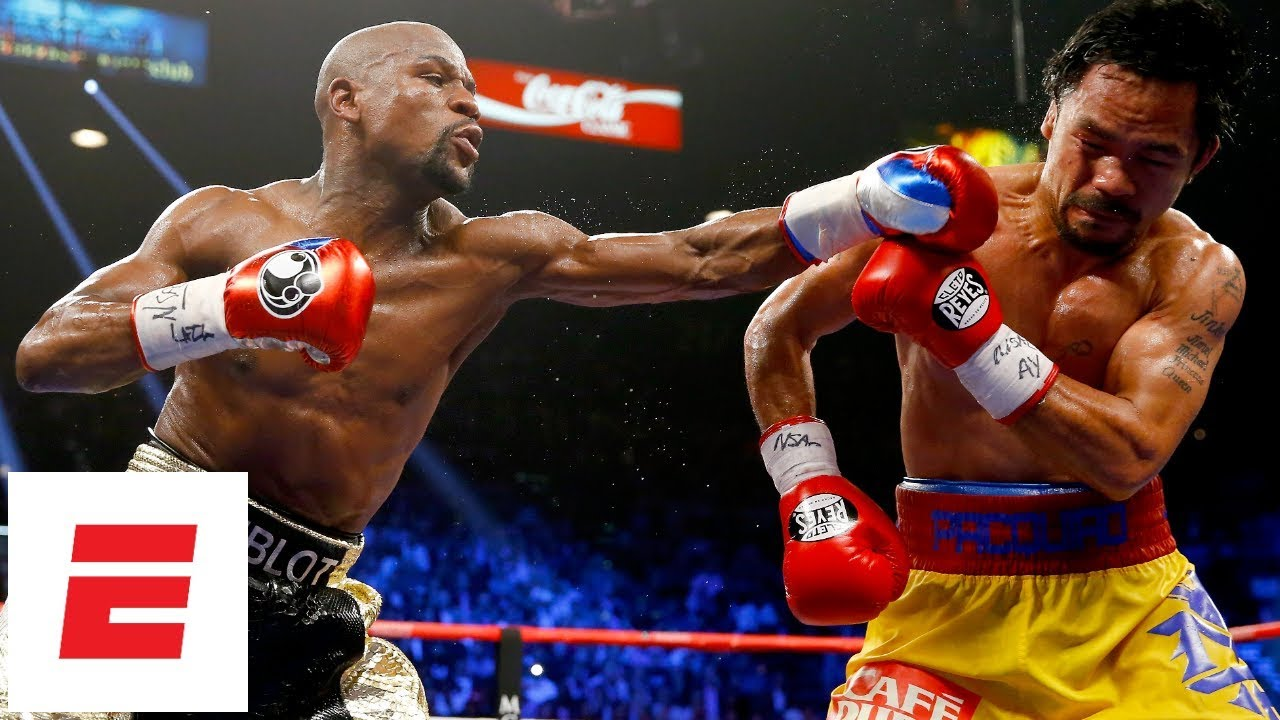 How Floyd Mayweather Vs Manny Pacquiao Came To Be In 2015 As Told By Max Kellerman Espn Archives Youtube
