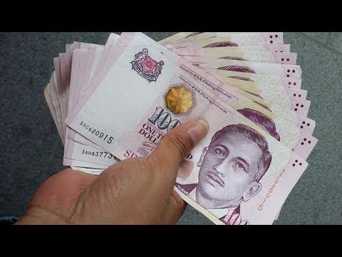 Đầu năm mới Singapore lì xì dân hơn 500 triệu Mỹ kim