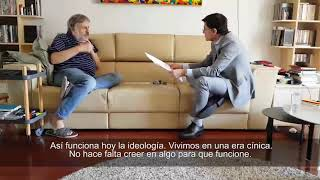 Entrevista a Slavoj Zizek - parte 2