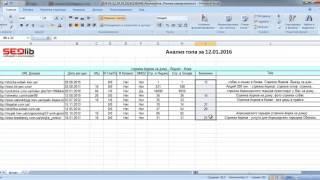 Урок 10. Анализ конкурентов. Курс  по раскрутке сайтов (Школа интернет-маркетинга EMPO)
