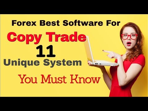 Forex Copy Trade Software. 11 Trade System of  Mt4 to Mt4 trade copier By FX SCHOOL.