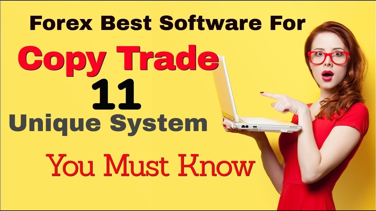 Forex copy trade software