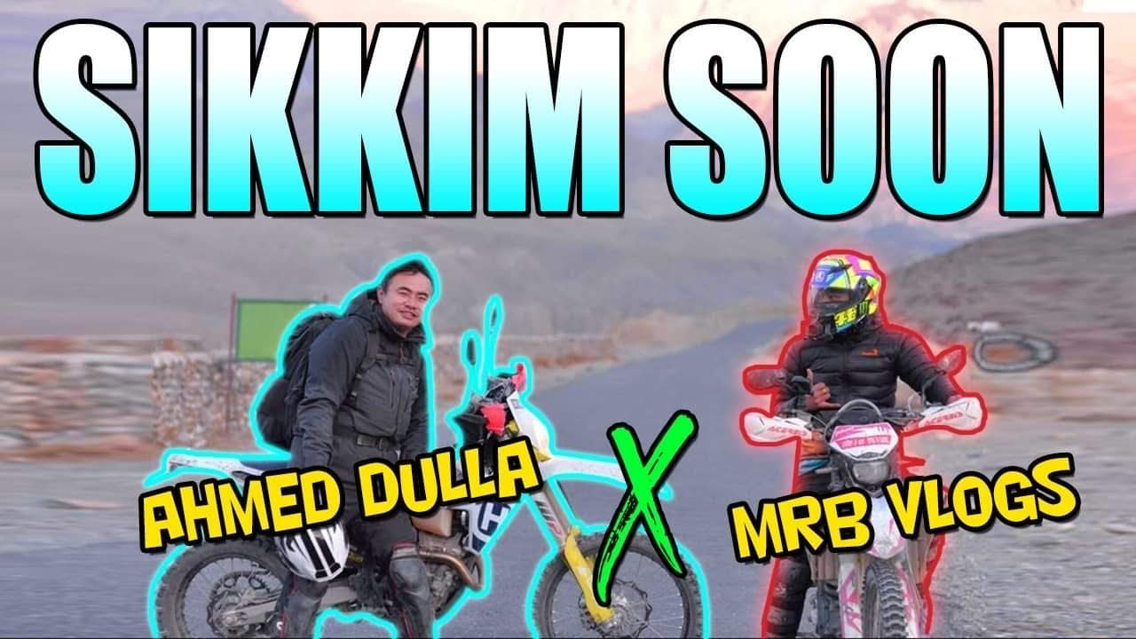 India in Dirt Bike CX 250 R || TFT Feat MRB VLOGS
