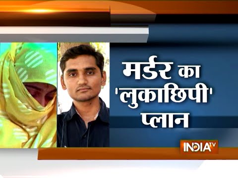 Watch How a Sister Kills Her Own Brother at Amreli (Reconstruction) - India TV