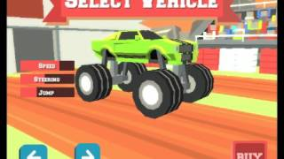 Mad Monster Trucks - juego