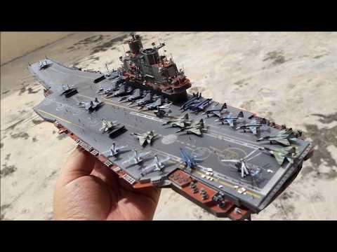 1/700 Admiral Kuznetsov