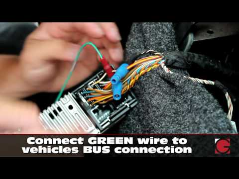 BMW Z4 Car stereo removal guide and GROM USB Android