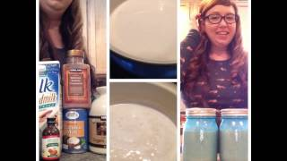 Cooking With Jamie: Dairy Free, Gluten Free Coffee Creamer!