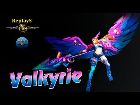 HoN - 4x5 - Valkyrie - Immortal - Bitloman Gold II