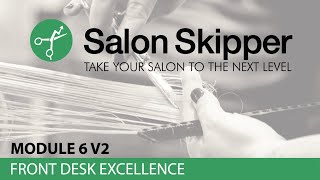 Salon Skipper Module 6 V 2