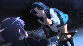"The Disappearance of Haruhi Suzumiya English Dub: ""Kyon"