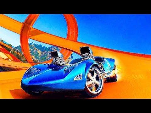 FORZA HORIZON 3 Hot Wheels Trailer (Xbox One, PC) 2017
