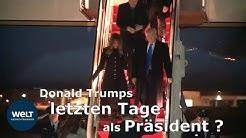 DONALD TRUMPS LETZTE TAGE - Ist der Präsident Weihnachten noch im Amt?