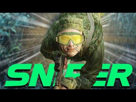 Sniping Everyone In Tarkov...