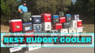 Cheap Coolers- Under $100 Best Budget Cooler For Ice Retention