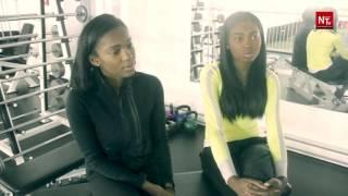 Les Soeurs Abanda ( Françoise et Elisabeth ) : la passion du tennis - Canada
